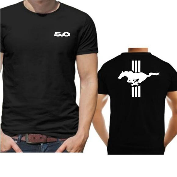 74b23f6a Gildan Shirts | Ford Mustang American Muscle 50 Mens Tshirt | Poshmark